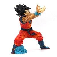 Tartaruga Qigong De Dragon Ball Z Super SaiYan Goku PVC Figura Collectible Modelo Toy 19 cm