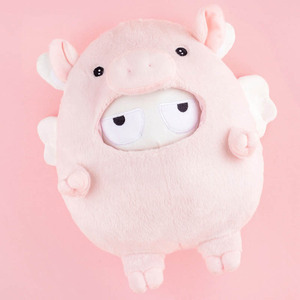 Image 3 - Xiaomi Mitu Rabbit Pig Doll / Classic Mitu Doll/ Wu kong Monkey PP Cotton Wool Cartoon Cute Toy Gift for Kids Child Girlfriend