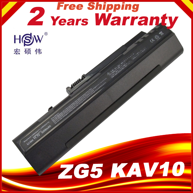все цены на High quality Laptop Battery FOR ACER ASPIRE ONE ZG5 KAV10 KAV60 D250 AOD250 Aspire One A150 Pro 531h BATTERY онлайн