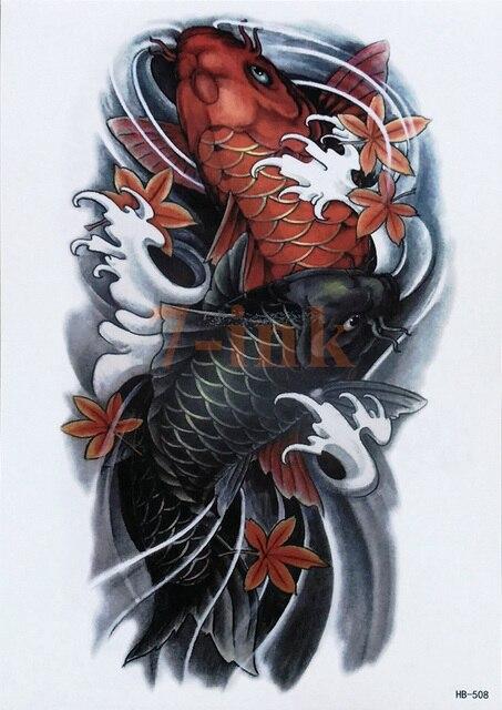 Tatuaje Temporal Resistente Al Agua Tatuajes Tradicionales Chinos