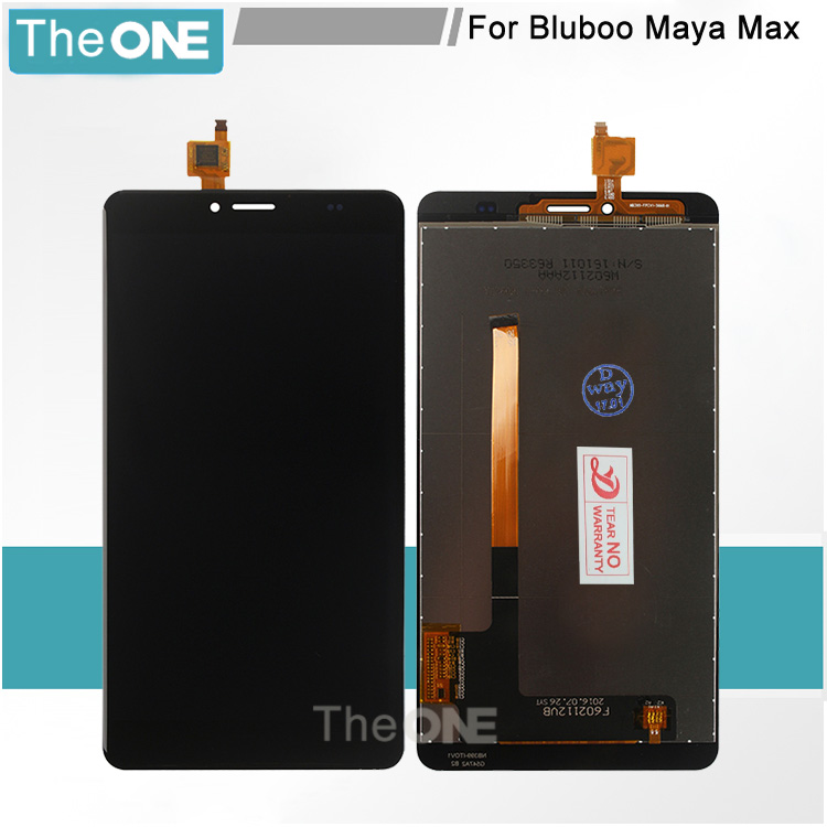 For BLUBOO Maya max LCD Display and Touch Screen 6.0 Inch Screen Digitizer Assembly1280*720 For BLUBOO Maya max Mobile touch screen lcd display for bluboo maya max 6 0 inch touch panel digitizer assembly replacement accessories repair tools