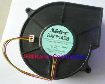 NIDEC A34123-57 12 V 0,46 3 líneas 9733 9 CM para el ventilador de  refrigeración del interruptor