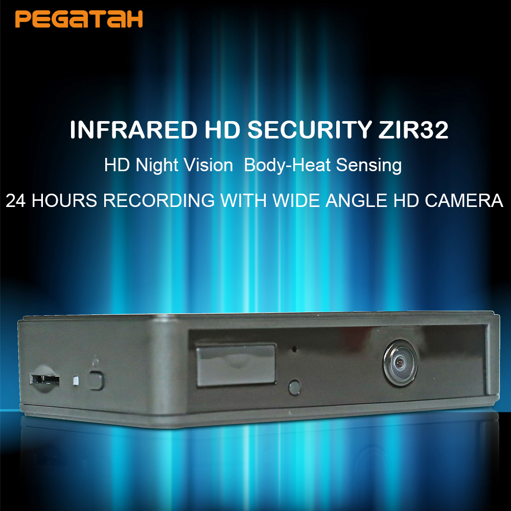 лучшая цена New MINI camera 24 hours recording with wide angle 160 deg HD camera support vibration trigger Motion Detection and Night vision