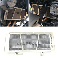 For Kawasaki versys 650 KLE650 2015 2016 2017 Motorcycle Radiator Guard Grille Protective Cover Versys650