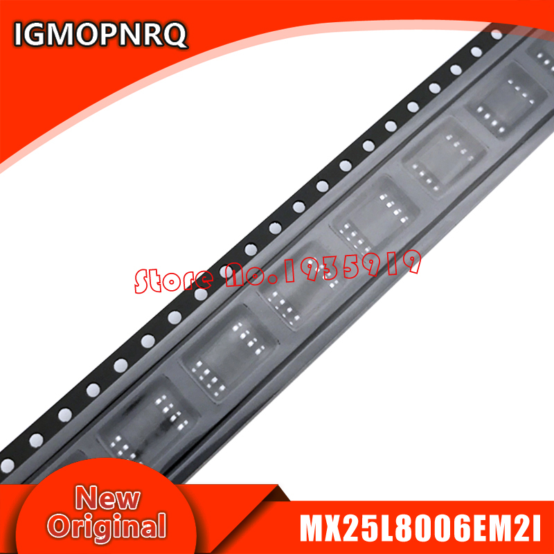 5pcs ORIGINAL MX25L3205DM2I-12G MX 25L3205DM2I-12G SOP-8