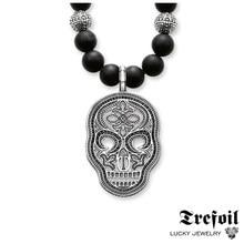 9d8548394380 Promoción de 925 Skull Necklace - Compra 925 Skull Necklace ...