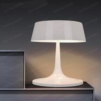 Led Desk Lamp Lustre Modern Table Lamps Reading Study Light Bedroom Bedside Lights Metal Lampshade Home Lighting Design Lamps