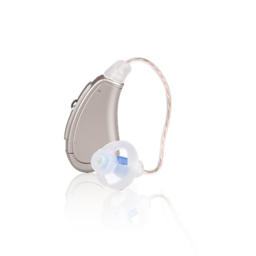 new concept elderly care products programmable RIC hearing aid for 80db hearing loss with tinnitus MY