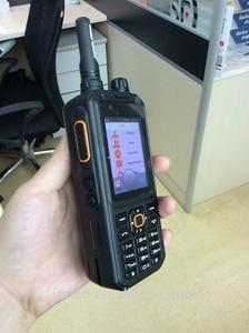 """Image 3 - Оригинальный Inrico T298S SIM 3G WCDMA иди и болтай Walkie Talkie """"иди и мобильный телефон 4000 мАч аккумулятор с сенсорным Экран сети общего пользования радио Android"""