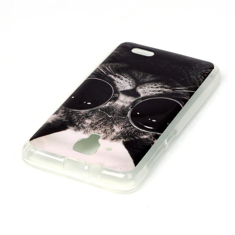 Lenovo A536 Case Ultra Thin Miękkiego Silikonu TPU Case dla Lenovo Z 536 Telefon komórkowy Protective Back Cover Case Drop wysyłka 27