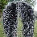 Мода Искусственного Фокс Меховым Воротником Шарф Шаль Воротник женщин Wrap Украл Шарфы #