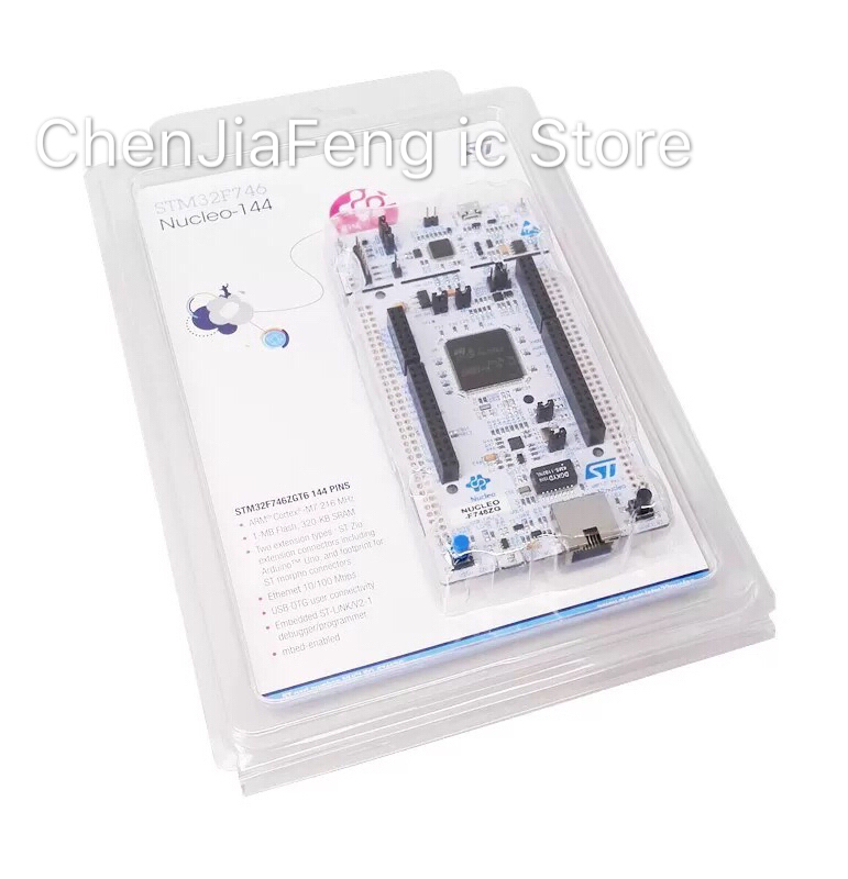 1PCS~5PCS/LOT  NUCLEO F746ZG  NUCLEO 144  STM32F746  Development board learning board|Air Conditioner Parts| |  - title=