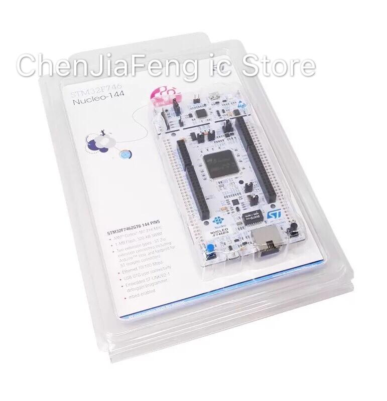 1PCS~5PCS/LOT  NUCLEO-F746ZG  NUCLEO-144  STM32F746  Development Board Learning Board