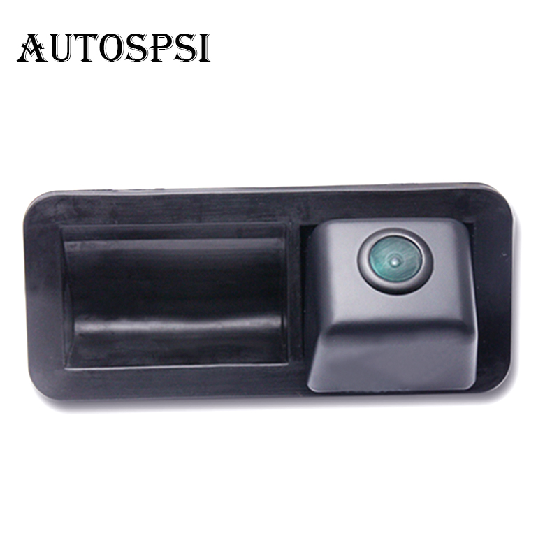 AUTOSPSI Special Car Rear View Reverse backup trunk font b Camera b font rearview parking For
