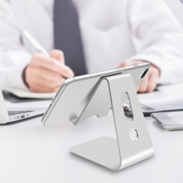 Light Desk Holder for Tablets
