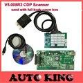 ПРОХЛАДНЫЙ с keygen 5.008 R2 Диагностический Инструмент Без Bluetooth для Мульти Автомобили Грузовики OBD2 OBDII Сканер