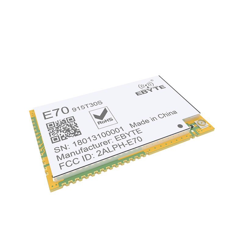 Image 3 - E70 915T30S CC1310 915MHz 1W Wireless rf Module CC1310 Serial Transceiver SMD 915M Module-in Fixed Wireless Terminals from Cellphones & Telecommunications