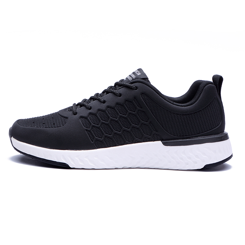 2018 New Air Mesh Running Shoes For Men Sneakers Outdoor Breathable Comfortable Athletic Flat Shoes Men Sports Shoes