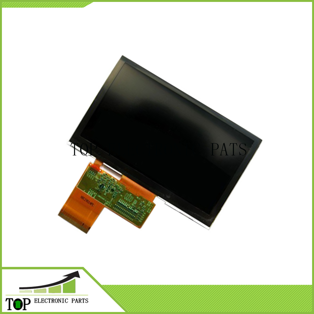 NEW 4.3inch TFT 45 Pins RGB 480 272 LMS430HF15_REV1.0 LCD Screen Display With Touch Panel Digitizer For
