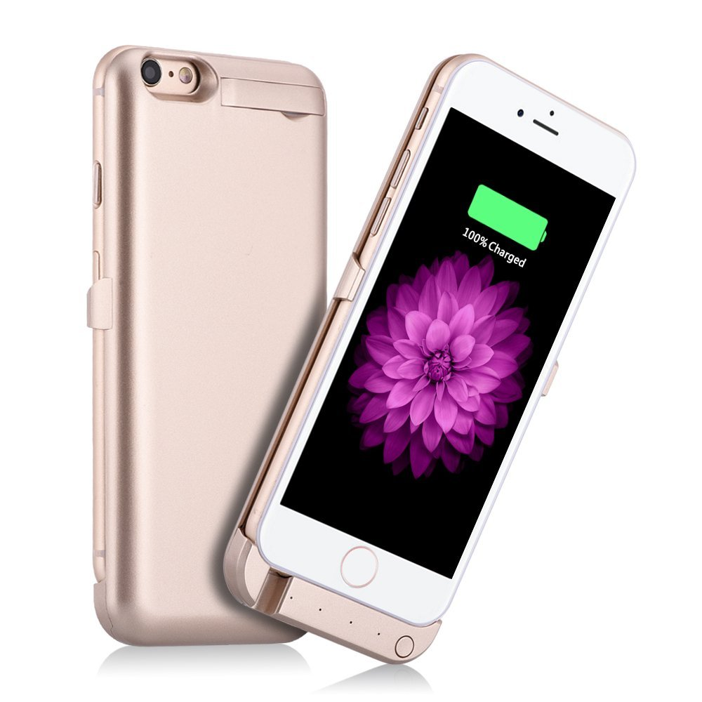 3000mAh External Battery Case Charger Portable Charger Battery Backup Power Bank Rechargeable phone cases for iphone 6 6s 4.7″
