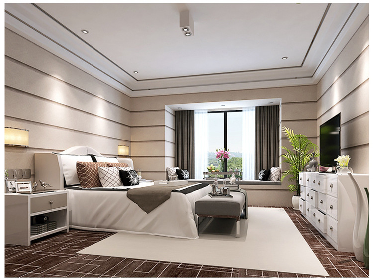 junran striped marmor textured wallpaper fr wnde 3d wasserdicht geprgte designs moderne wohnzimmer wohnkultur tapeten - Marmorboden Wohnzimmer