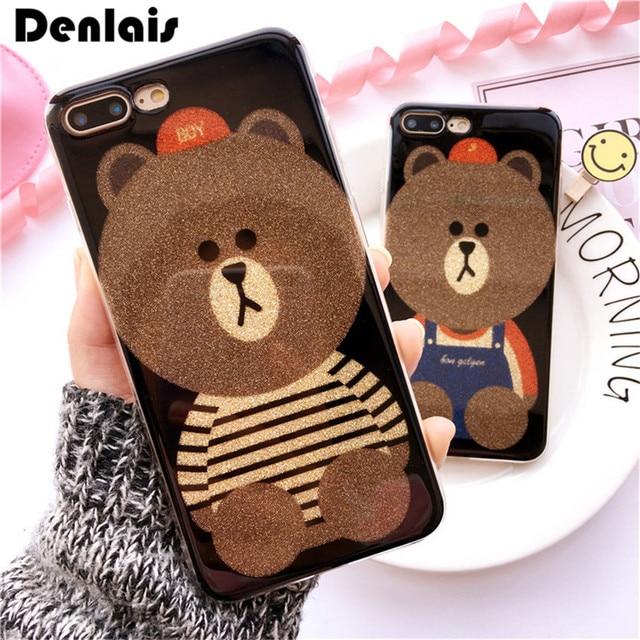 coque iphone 7 teddy