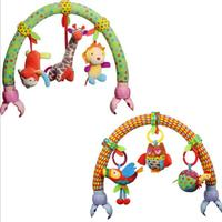 Multifunctional Stroller Pendant 0 1 Years Old Baby Bed Toy Car Hanging IC Music Baby Toys