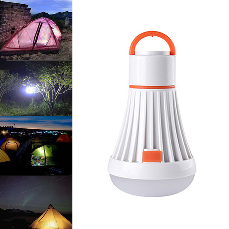 Tent Camping Lantern Outdoor Lighting Emergency Light With 48 LED Bulbs 3 Mode