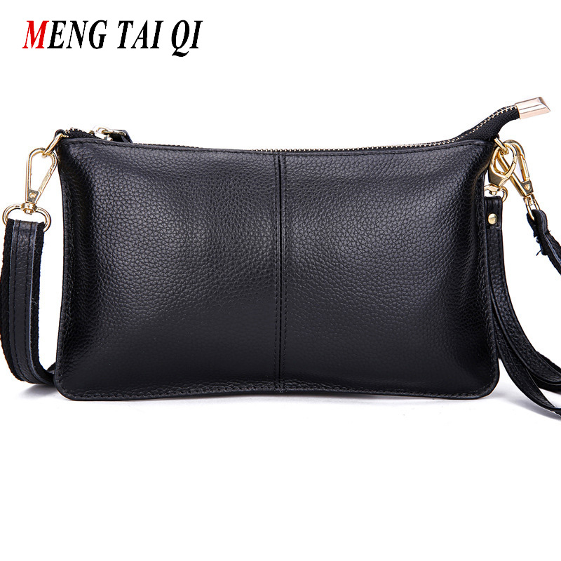 First layer cow leather women messenger bags phone clutch bag high quality genuine leather bag small ladies shoulder bag Flap 1 charlaine harris dead until dark