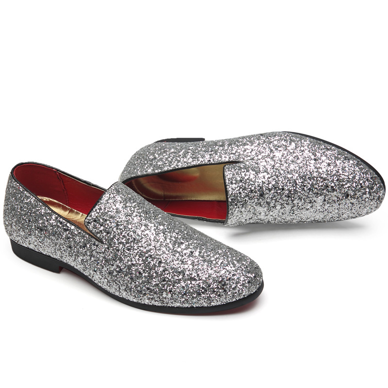 Da gray Mens De 48 38 Homens golden Sociais Tamanho Marca Luxo Black Sapatos Grande Couro Dos Mx8108361 Moda vTB7nAqB