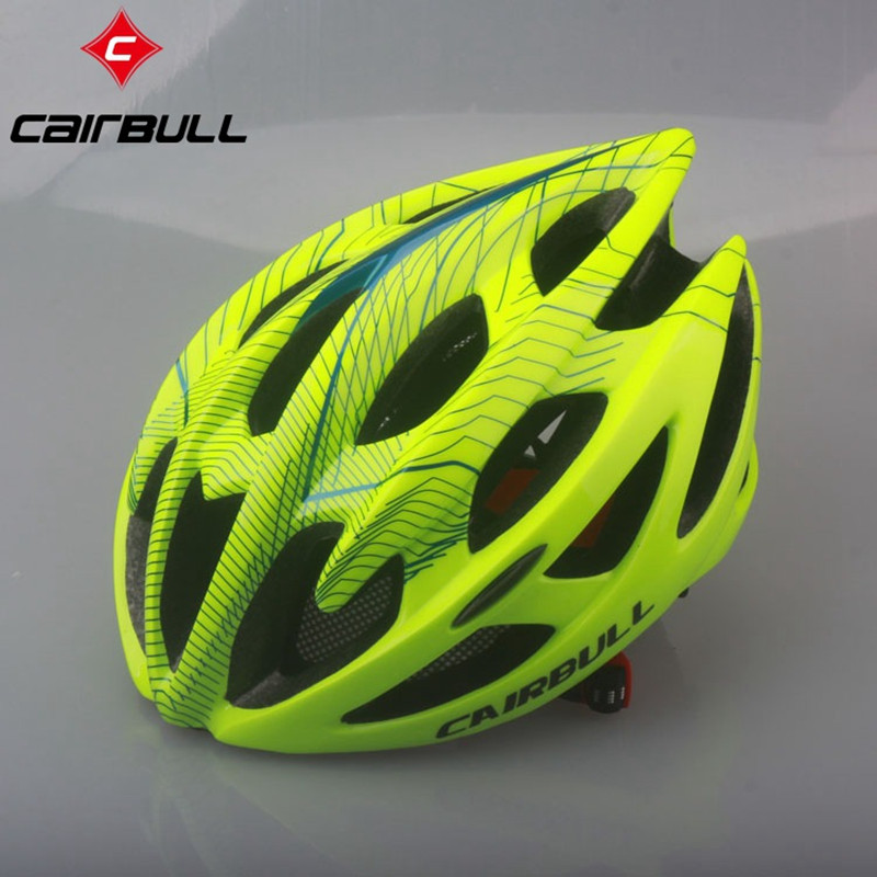 Cycling Helmet Road Mountain Cycle Helmet In-mold 21 Vents Bicycle Helmet Ultralight Bike Helmet Casco Ciclismo CAIRBULL-01 M&L moon cycling helmet ultralight bicycle helmet in mold mtb bike helmet casco ciclismo road mountain helmet