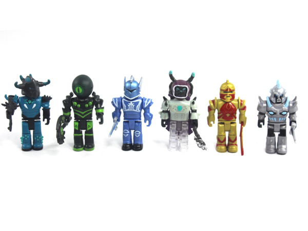 US $6 48 |6pcs/set Roblox Figma Oyuncak Action Figure Toys with Weapons  Children Cartoon Toys Kids Gift Doll Boy Girl Collection Ornaments-in  Action &