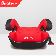 цена на Automotive Child Safety Seat Heighten Pad 6-12 Years Old Car Portable Baby Safety Cushion Universal Baby Increased Seat