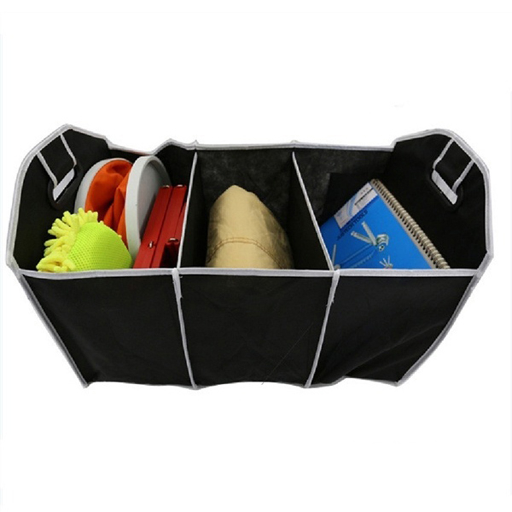Car Trunk Organizer Toys Food Storage Container Bag Box Vehicle Accessories in Stowing Tidying from Automobiles Motorcycles
