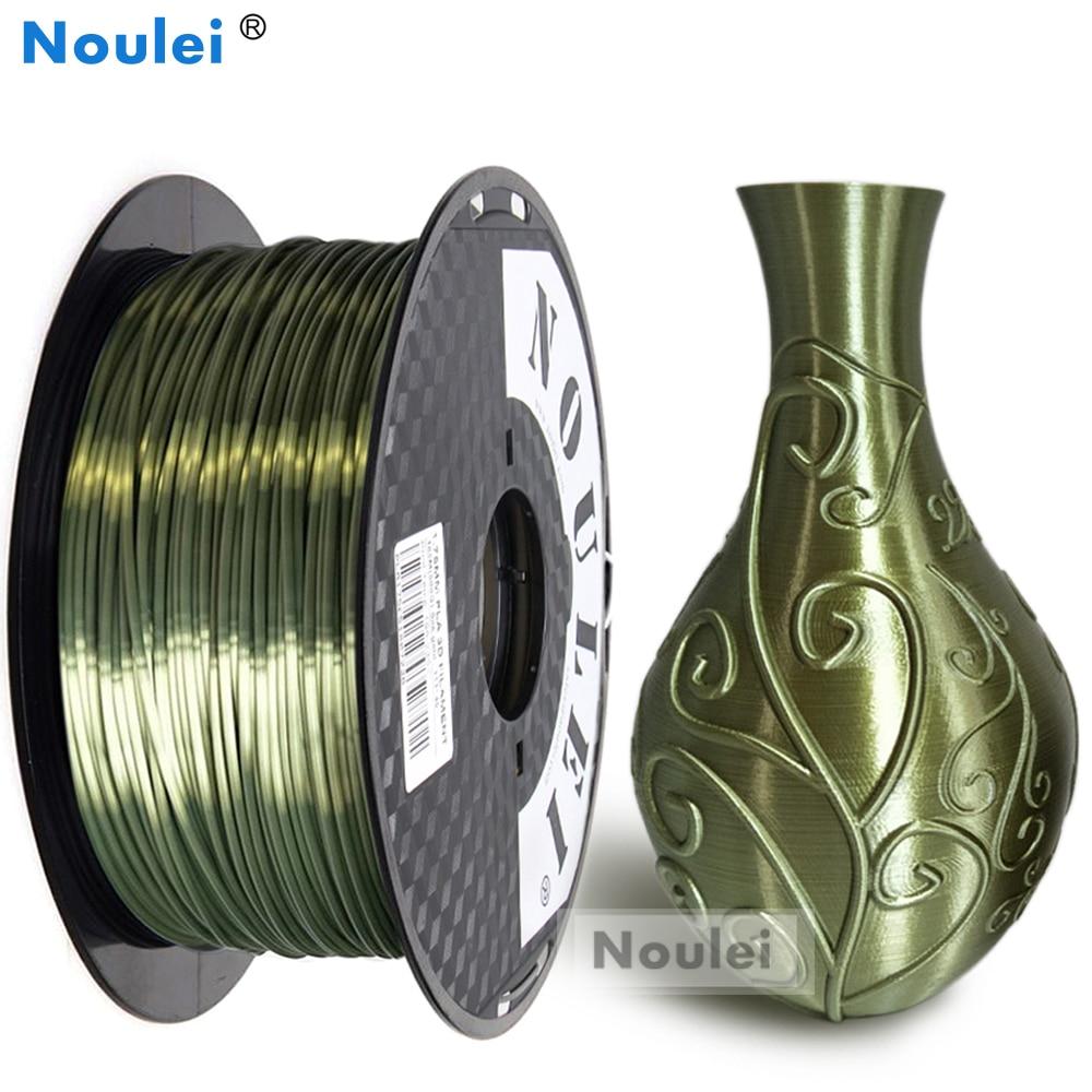 3.00 mm, 0.5 kg Antique Bronze Metallic Brown PLA 3D Printing Filament / Made in the USA Black Magic 3D