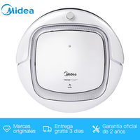 Midea MR06 Robot Vacuum Cleaner Vacuuming & Wet Mopping Smart APP Remote Control Automatic Sweeping Charge Dust Cleaner Smart