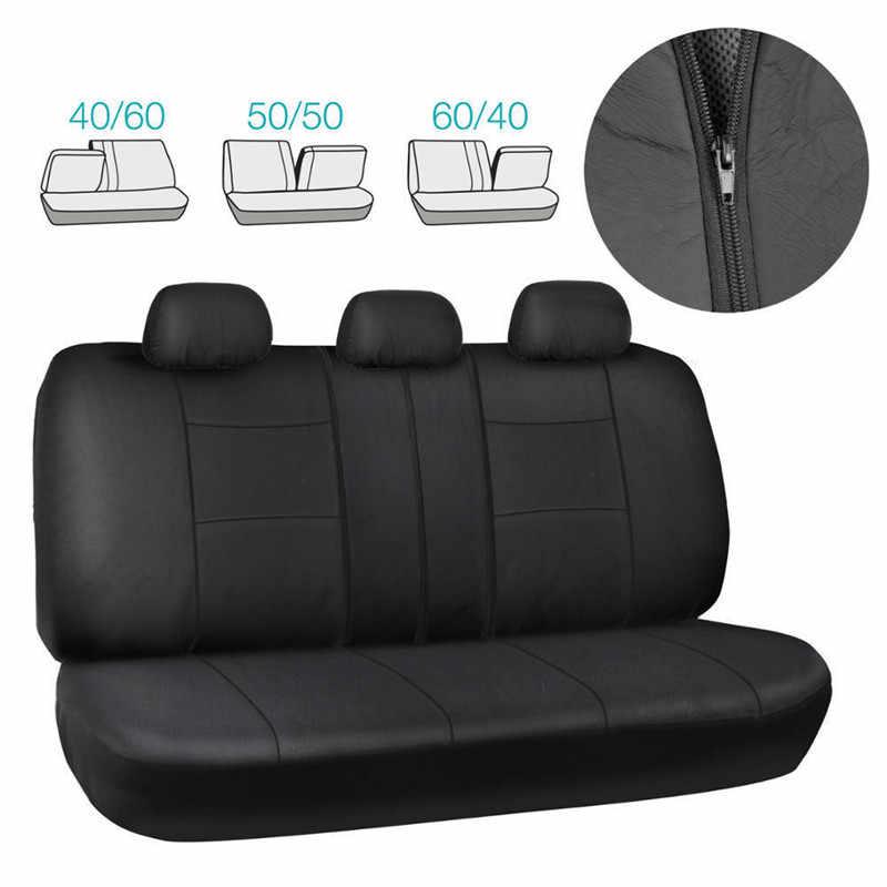 Evrensel oto Araba koltuğu kapakları Mazda 3 6 Için 2 C5 CX-5 CX7 323 626 Axela Familia araba otomobil aksesuarları koltuk minderi kapakları