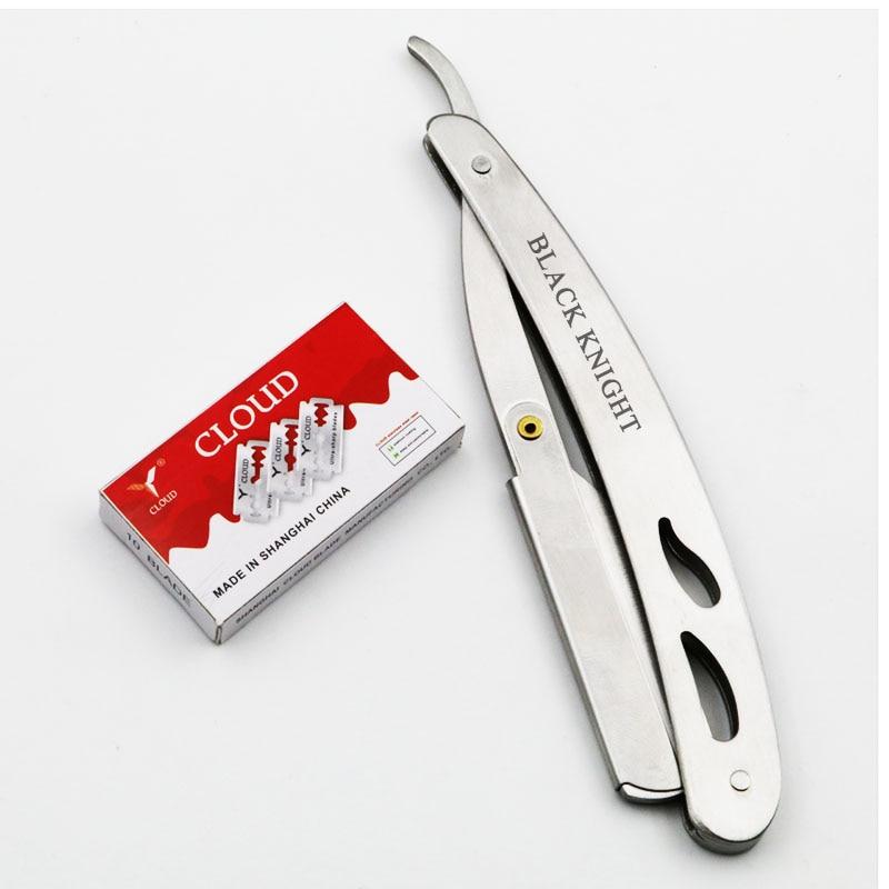 razor folding shaving knife