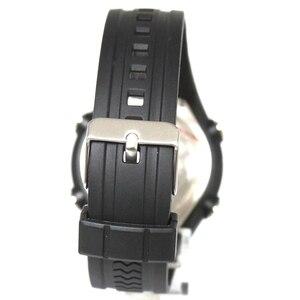 Image 3 - Moda esporte masculino relógios digitais resistente à água 3atm alexis marca homem data alarme backlight relógio digital dw381b