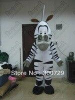 hot sale zebra mascot costume zebra onesies for adults