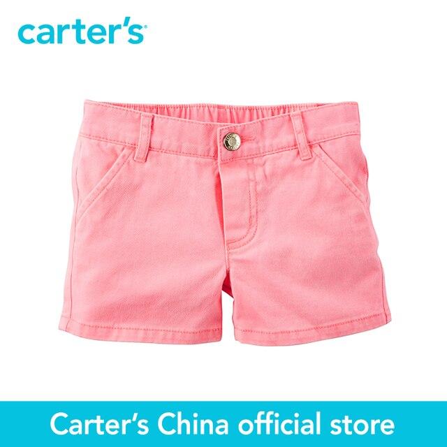 1-часть картера baby дети дети Неон Twill Шорты 258G166, продавец картера Китай официальный магазин