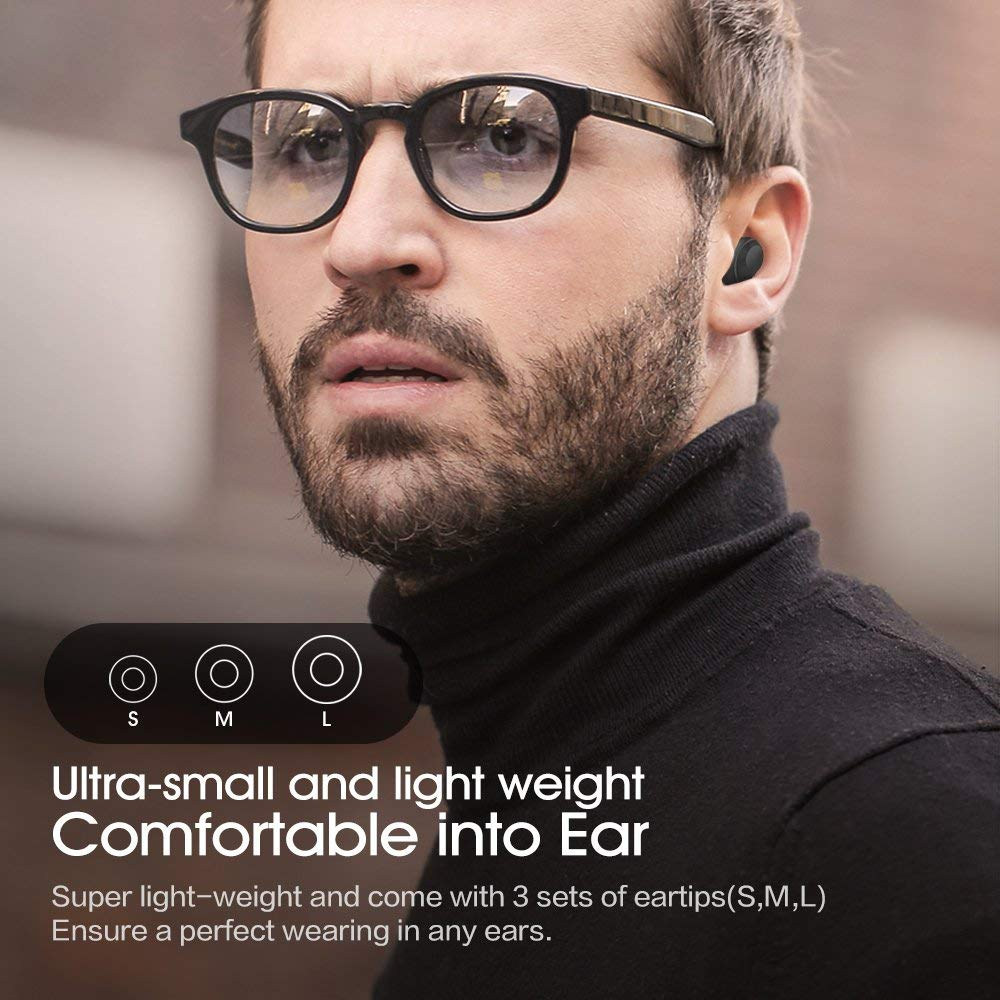 wilress headphones 5.0 bluetooth 13