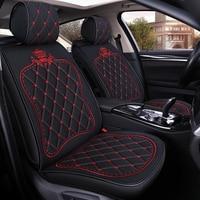 Car Seat Cover Vehicle Seats Case for citroen c3 aircross c4 cactus maserati levante2010 2011 2012 2013 2014 2015 2016 2017 2018