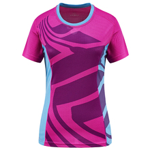 цены на Women's Sportswear Active Running T Shirts Short Sleeves Quick Dry Training Shirts Gym Top Tee Sports Clothing  в интернет-магазинах