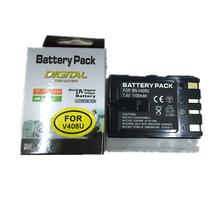 BN-V408 BN-V408U BNV408 BNV408U lithium battery  V408 Digital camera battery For JVC GR-D230US GR D30 D30E D30U D30US D31EK D31U