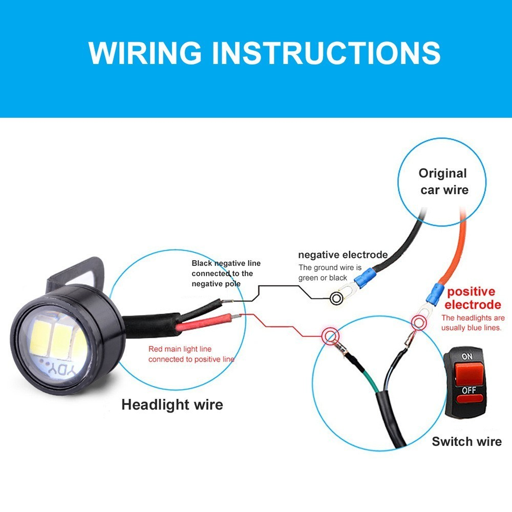 Eagle Eye Headlight Wiring Diagram from ae01.alicdn.com