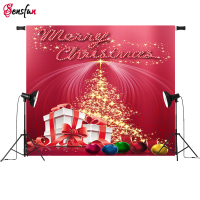 Gifts Christmas backgrounds Computer Printed children Photography backdrops for Photo studio vinyl