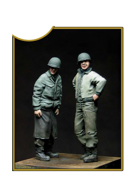 Assembly  Unpainted  Scale 1/35  Ancient  Warrior In Winter Suits   Figure Historical  Resin Model
