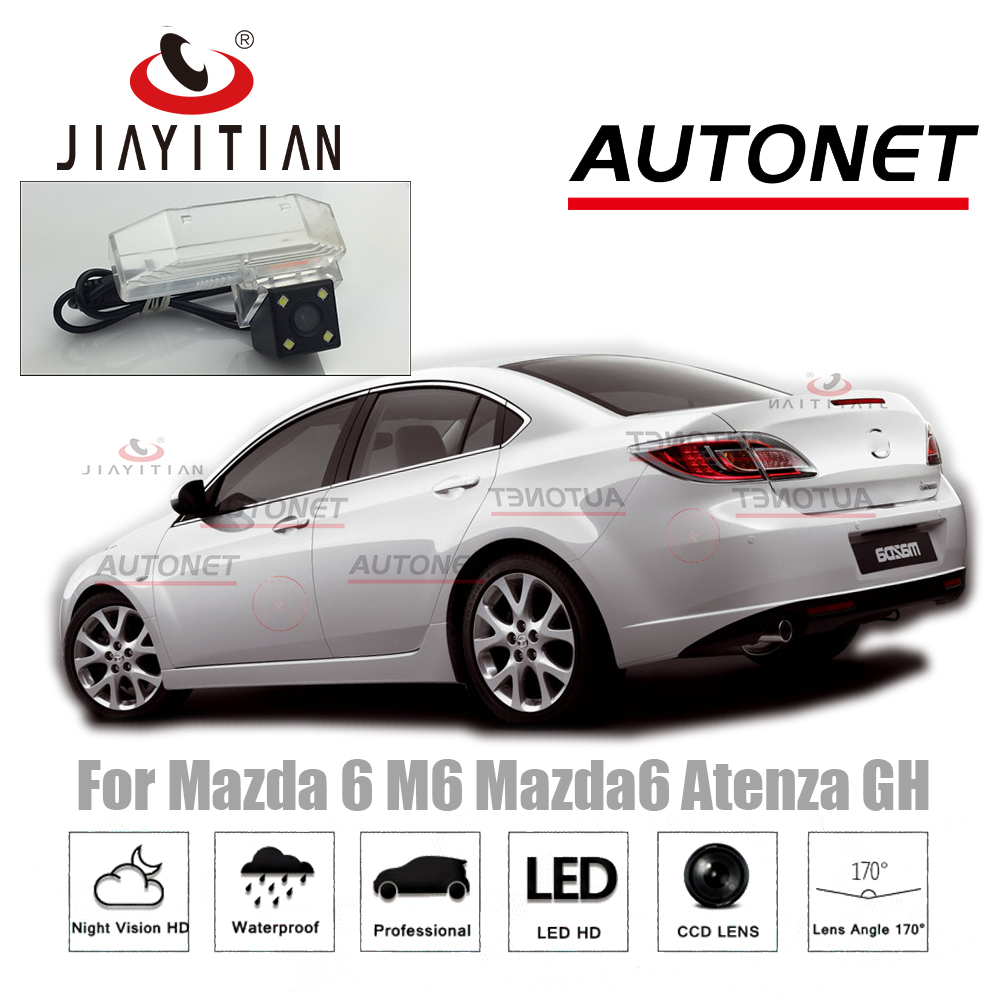 JiaYiTian Rear Camera For Mazda 6 M6 Mazda6 Atenza GH 2006