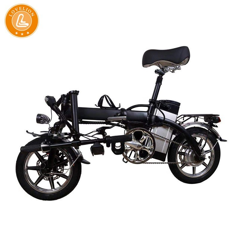 LOVELION 21 speed folding electric snow bike fat tire powerful 48V bicycle ebike beach scooter cruiser